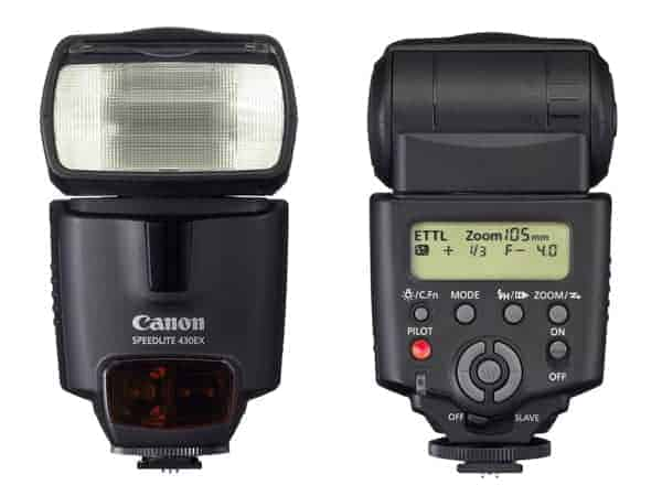 Canon SpeedLight 430EX by Pierre (Rennes)
