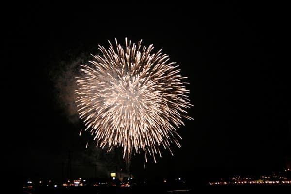Fireworks by baron valium