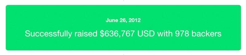 KickStarter Syrp Genie Funding