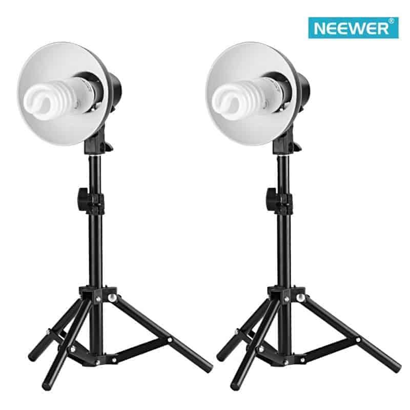 Neewer Table Top Lighting