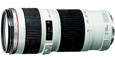 Best Canon Telephoto Zoom Lens for Portrait Photography
