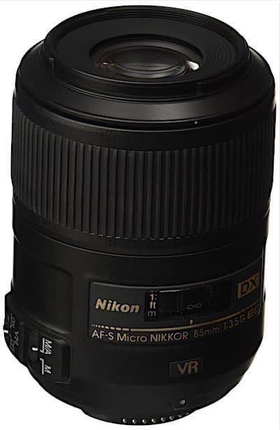 Nikon AF-S DX Micro NIKKOR 85mm f:3.5G ED