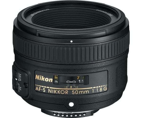 A great lens for the Nikon D5500: The Nikkor AF-S 50mm f/1.8G