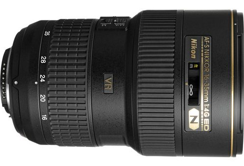 If you are into Landscape Photography the Nikon AF-S Nikkor 16-35mm f/4G ED VR is the best lens for your Nikon D5500 DX DSLR