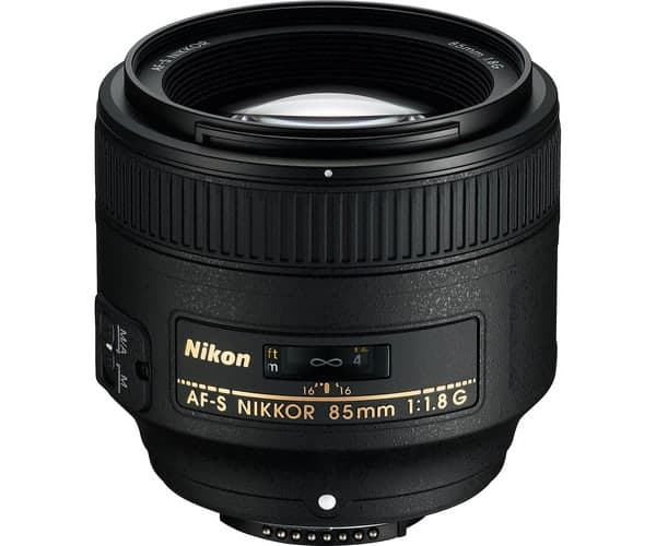 A Great Lens for the Nikon DX DSLRS like the D5500: The Nikon AF-S Nikkor 85mm f/1.8G
