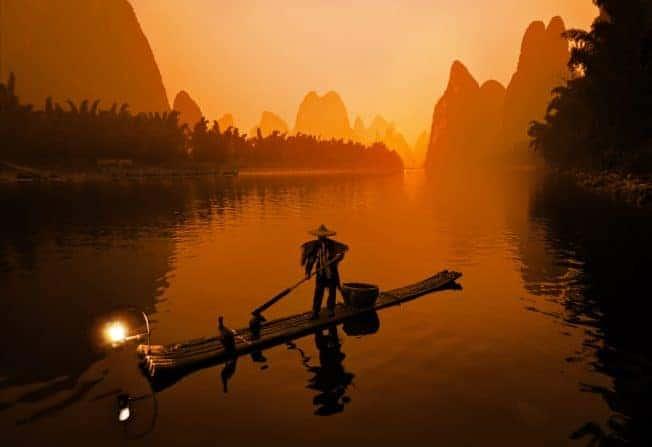 The Li River by Trey Ratcliff, Photo: from Trey's Flickr Stream from Trey Ratcliff at www.stuckincustoms.com